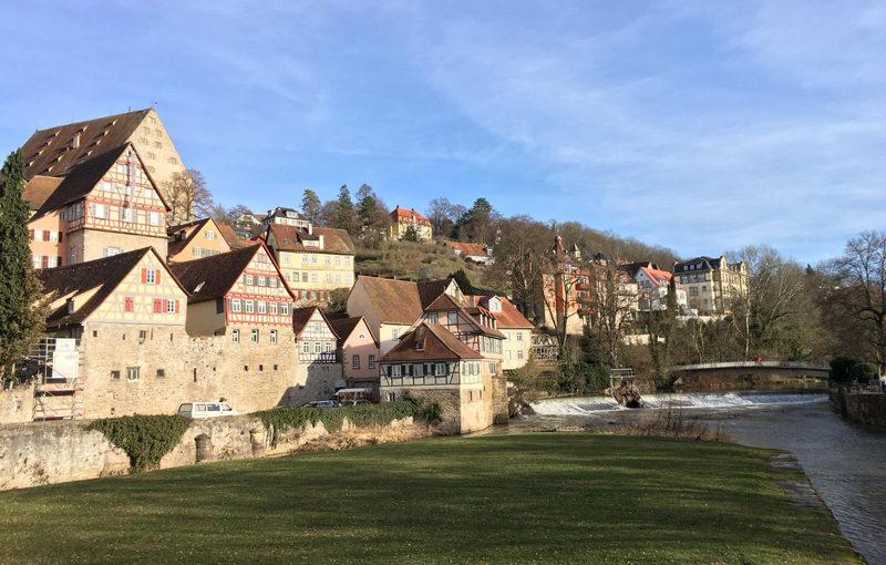 Ferienwohnung Schwäbisch Hall am Stadtpark